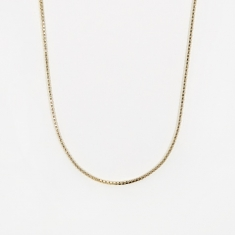Goods by Goodhood Venetian Chain / Gold / 1.3mm Gauge / 60cm