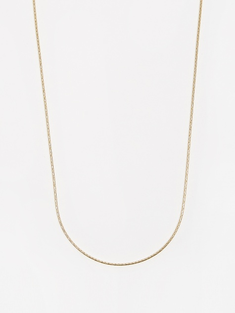 Anaconda Chain / Gold / 1.1mm Gauge / 60cm