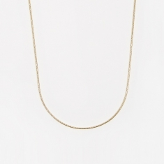 Goods by Goodhood Anaconda Chain / Gold / 1.1mm Gauge / 60cm