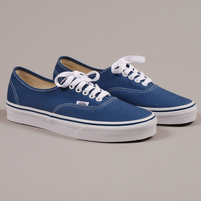 Vans Authentic - Navy (Image 1)