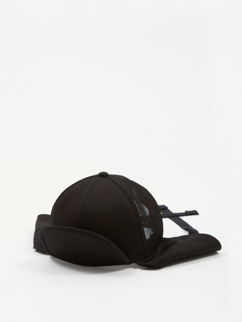 Trapper Cap - Black