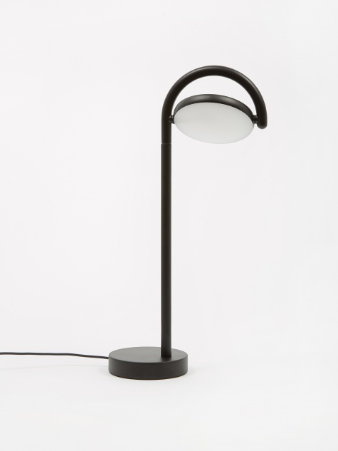 Marseilles Table Lamp - Soft Black