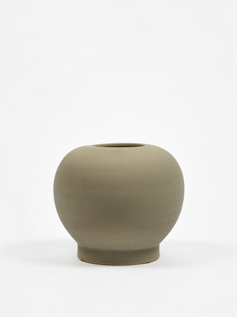 Bobble Vase - Dark Grey