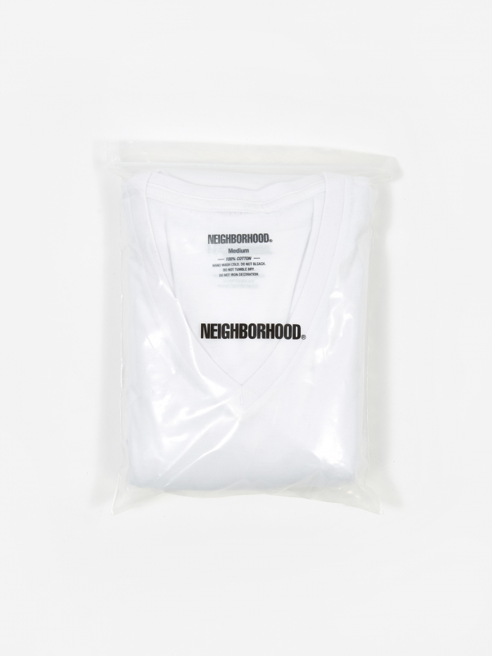 Neighborhood Classic 3Pac / C-V SS T-Shirt - White (Image 1)