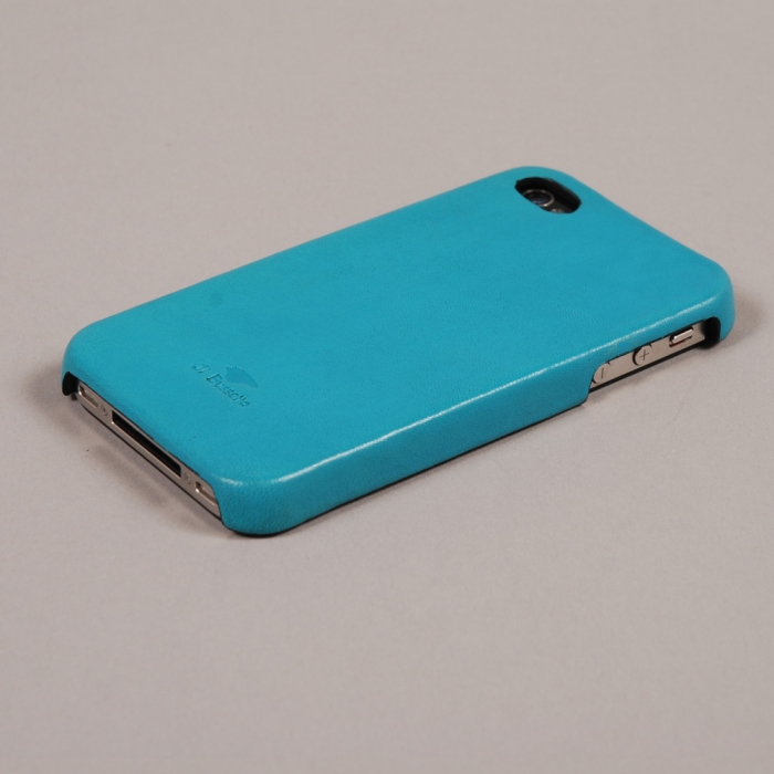 Il Bussetto iPhone 4 Cover - Brilliant Blue (Image 1)