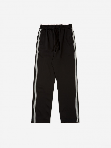Buck Trouser- Black/Stripe
