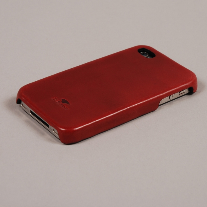 Il Bussetto iPhone 4 Cover - Tibetan Red (Image 1)
