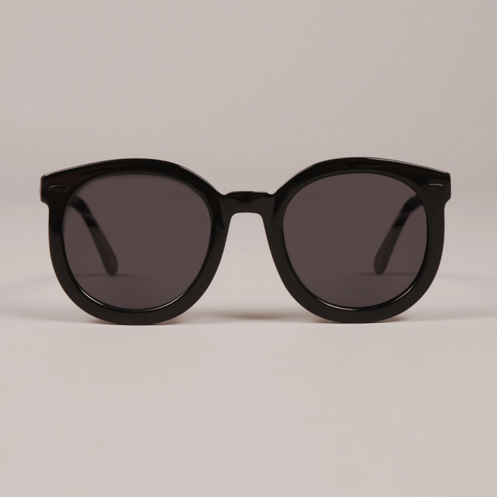Karen Walker Eyewear Karen Walker Super Duper Strength - Black (Image 1)