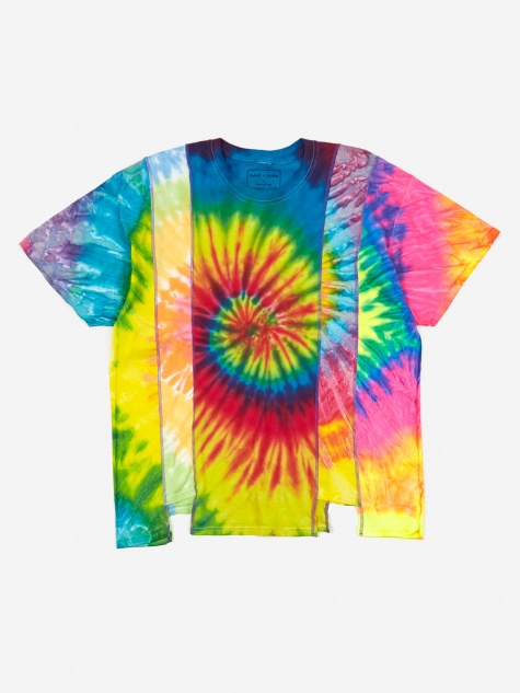 Rebuild 5 Cuts Tie-Dye T-Shirt Size X-Large 2 - Assorted