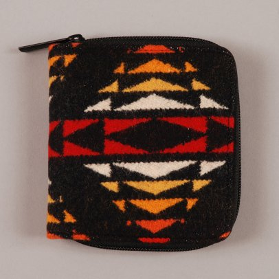 Pendleton Zip Wallet - Black (Image 1)