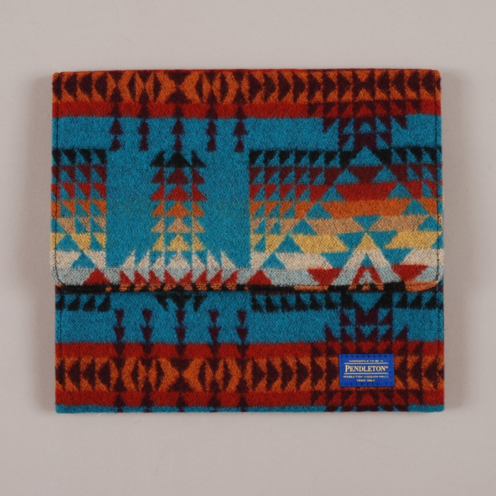 Pendleton iPad Case - Turquoise Pagosa Springs (Image 1)