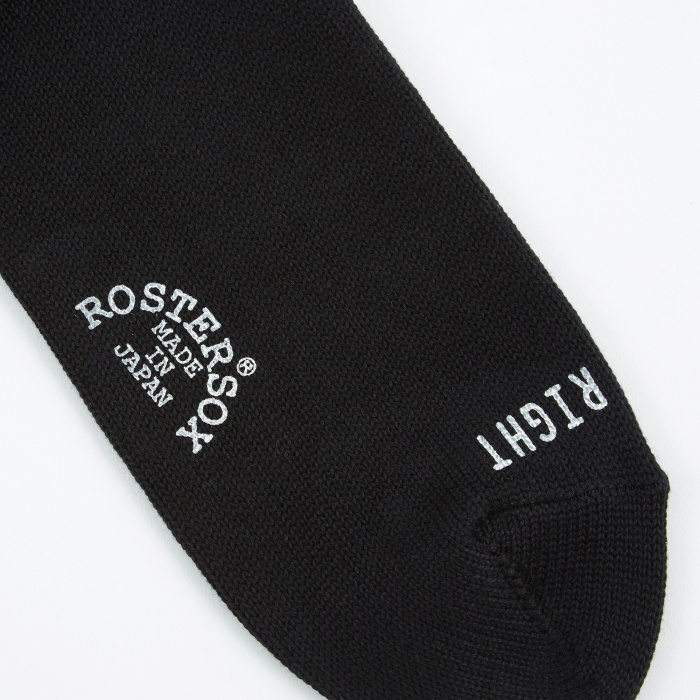 Rostersox Star by X Socks - Black (Image 1)