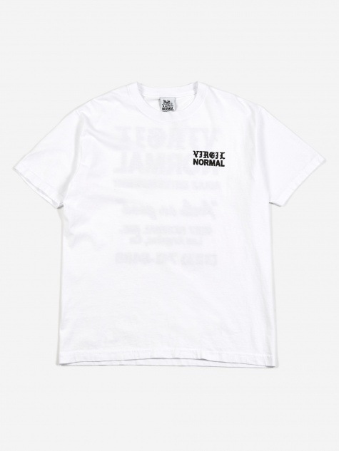 Bootleg Shop T-Shirt - White