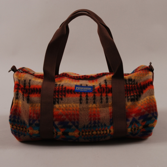 Pendleton Duffel Bag - Black Pagosa Springs (Image 1)