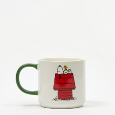 Peanuts Mug - Gang & House