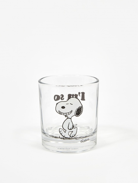 Glass Cup - Cute