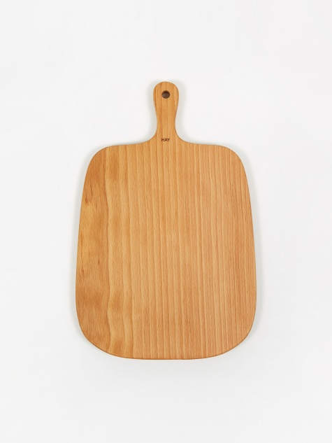 Plank Rectangular Beech Wood Chopping Board  - Medium