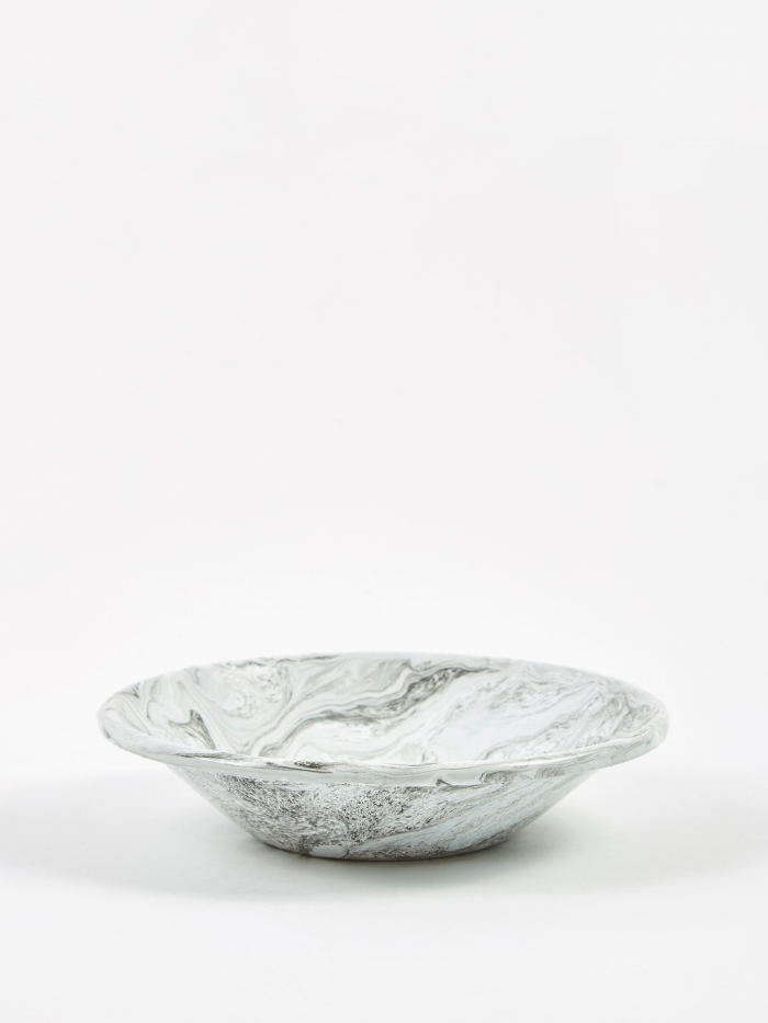 HAY Soft Ice Cereal Bowl - Grey (Image 1)