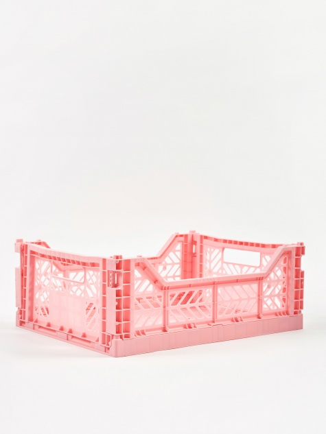 Hay Colour Crate Medium - Light Pink