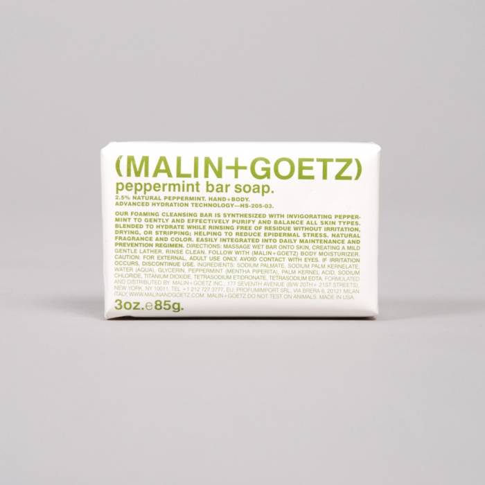 Malin + Goetz Malin & Goetz Bar Soap - Peppermint (Image 1)