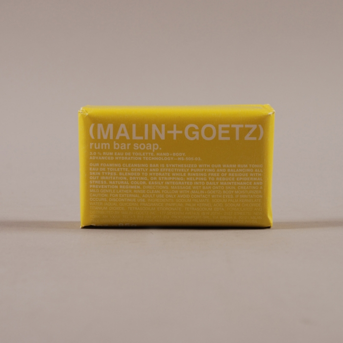 Malin + Goetz Malin & Goetz Bar Soap - Rum