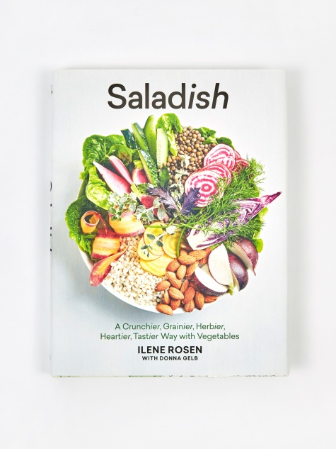 Saladish - A Crunchier, Grainier, Herbier, Heartier, Tastier Way