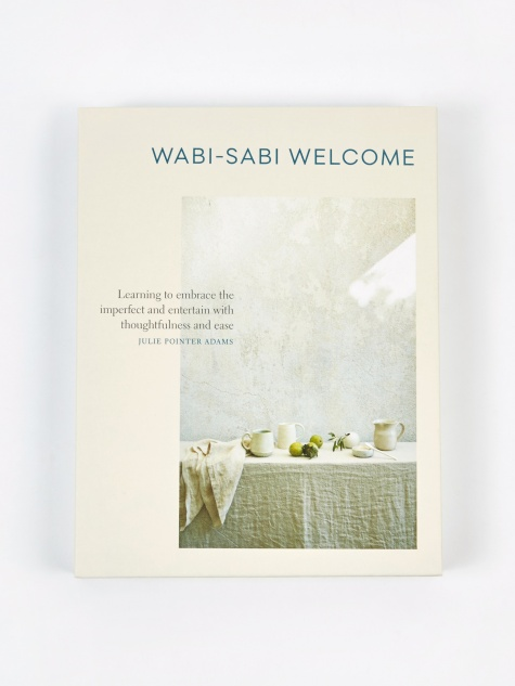 Wabi-Sabi Welcome - Learning to Embrace the Imperfect