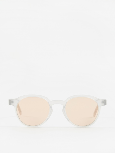 The Iconic Series Sunglasses - Crystal Grey
