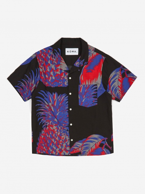 Fresh Short Sleeve Shirt - Black