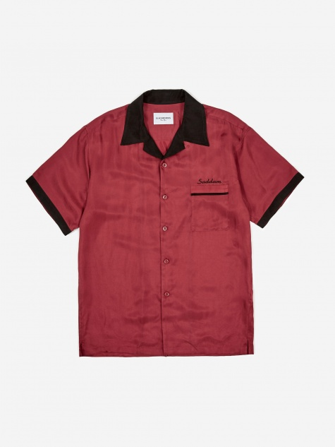 Weirdos Bowling Shirt - Red