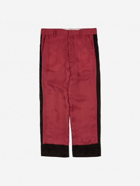 Bowling Pants - Red