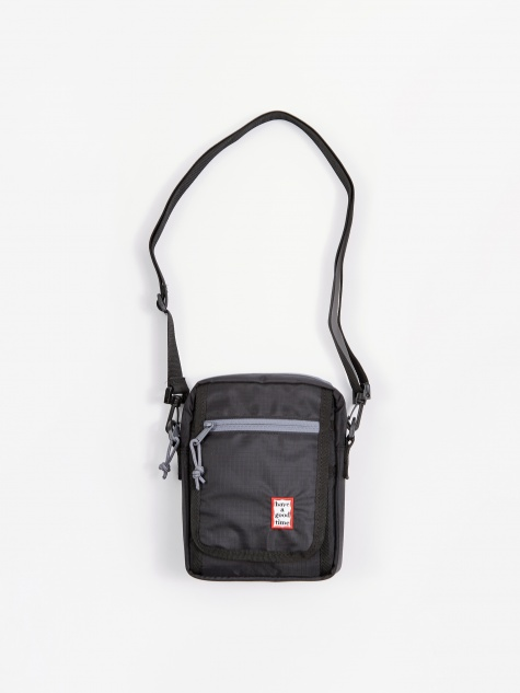Frame Shoulder Bag - Black