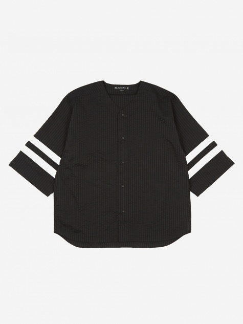 Sasquatchfabrix Baseball Top - Black