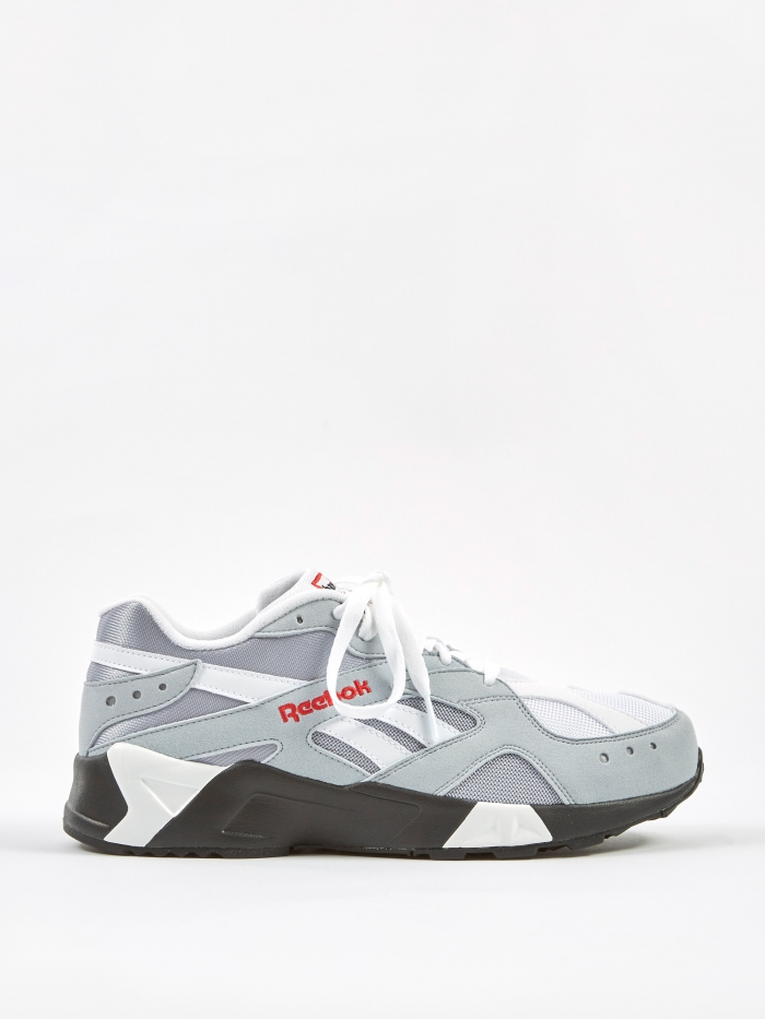 Reebok x Have A Good Time Aztrek - Cool Shadow/Cold Grey/White (Image 1)