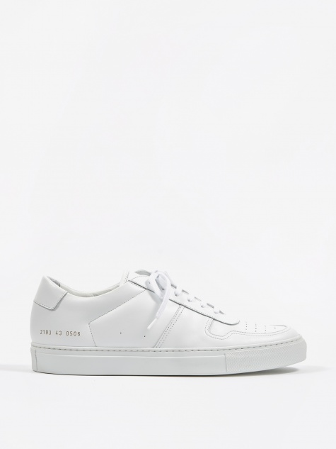 Bball Low - White
