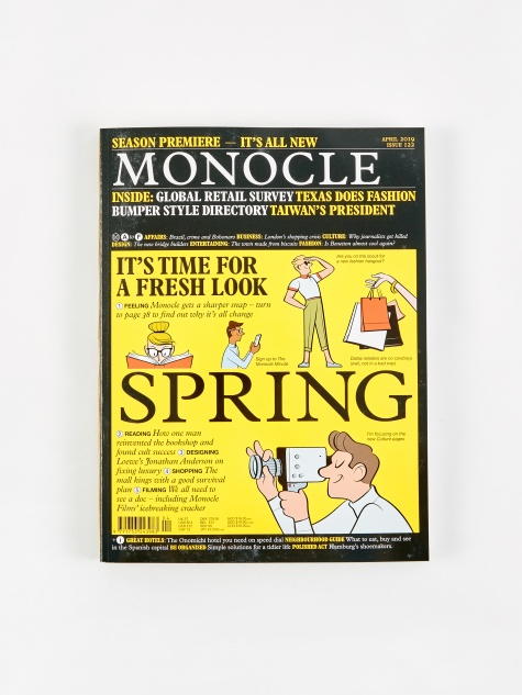 Monocle - Issue 122 (Apr 2019)