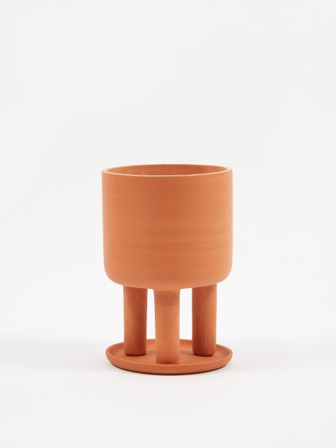 Terracotta Tri-Pot - Small