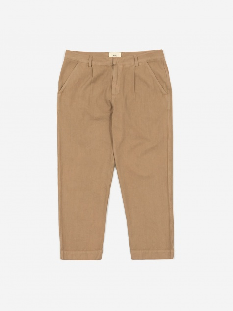 Signal Pants - Oatmeal Canvas