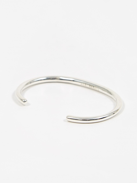 Hungry Snake Bracelet - Polished Sterling Silver