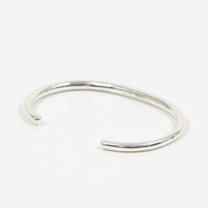 All Blues Hungry Snake Bracelet - Polished Sterling Silver