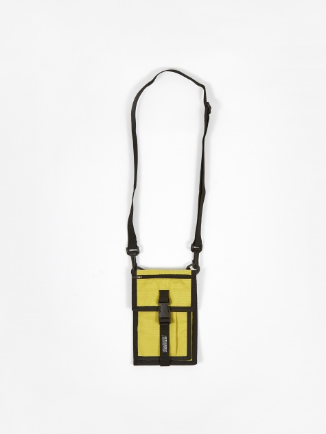 Sidekick Crossbody Pouch - Gold