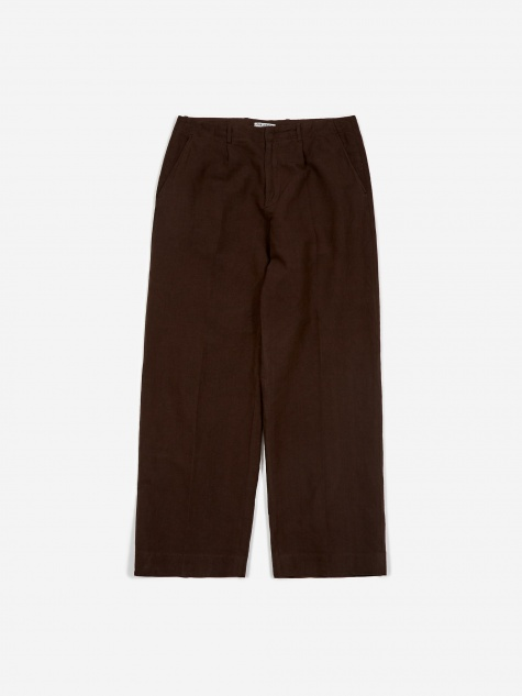 Borrowed Chino - Café Serra Cotton Linen