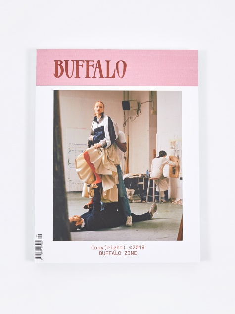 Buffalo Zine - Issue 9 SS 2019