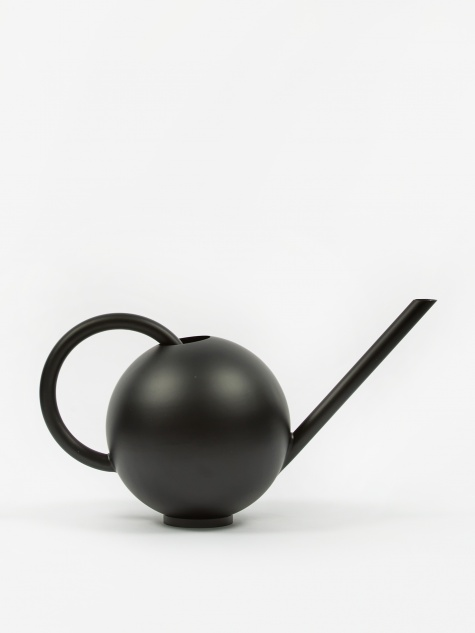 Orb Watering Can - Black