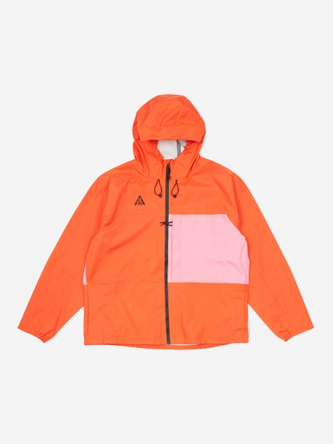 ACG Packable Jacket - Habanero Red/Lotus Pink