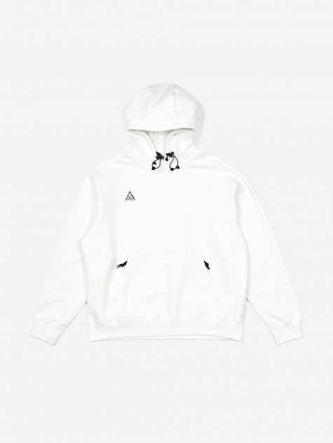 ACG Hooded Sweatshirt - Summit White/Blue Hero