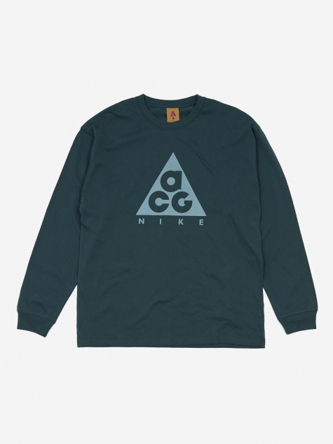 ACG Longsleeve Tee - Deep Jungle/Aviator Grey