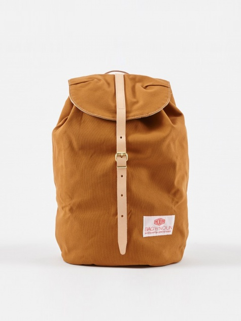 Duck Canvas Napsac - Gold