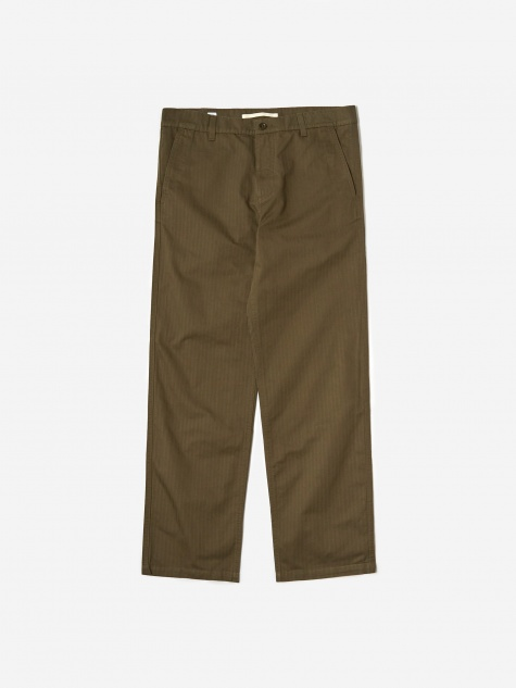 Josef Fatigue Trouser - Ivy Green