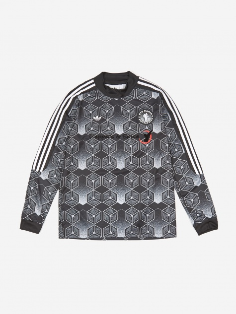 x NTS Goalkeeper Jersey - Black